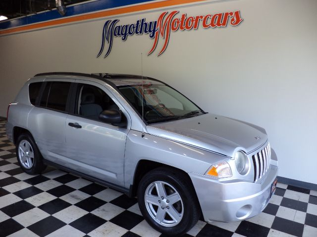2007 JEEP COMPASS SPORT 4WD 93k miles Here is a very clean  one owner  local new car trade in It