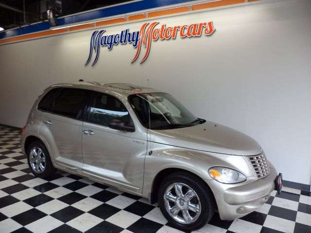 2005 CHRYSLER PT CRUISER LIMITED EDITION 39k miles Here is a very low mileage limited that has just