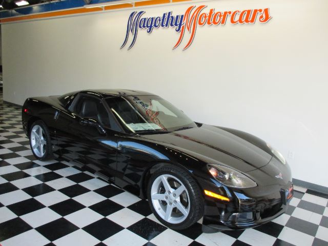 2007 CHEVROLET CORVETTE COUPE LT1 23k miles Here is a great running low mile one owner local ne