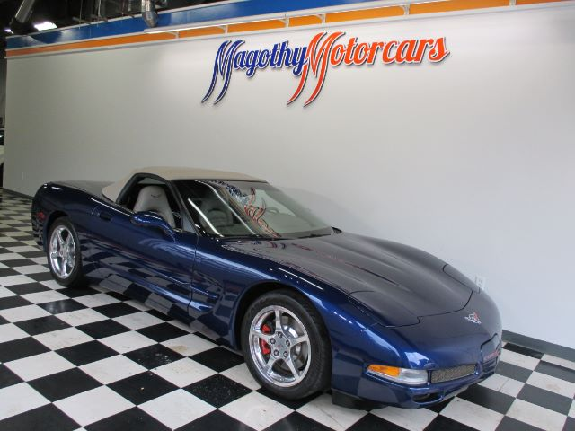 2004 CHEVROLET CORVETTE CONVERTIBLE 30k miles Here is a great running one owner very low mile l