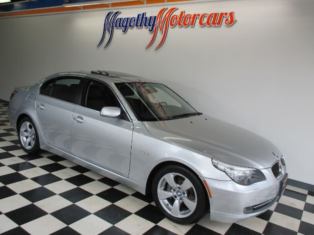 2008 BMW 5-SERIES 528I 98k miles Here is a great running local new car trade in that has just arr