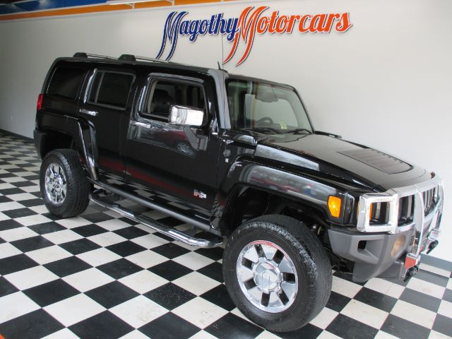 2007 HUMMER H3 LUXURY 97k miles Here is a great running local new car trade in that has just arri