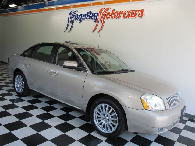 2007 MERCURY MONTEGO PREMIER AWD 51k miles Here is a great running local new car trade in This P
