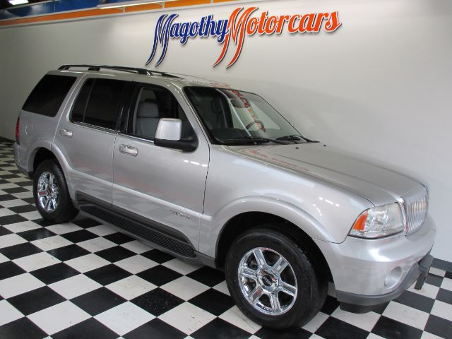2005 LINCOLN AVIATOR AWD LUXURY 128k miles Here is a great running trade in that has just arrived