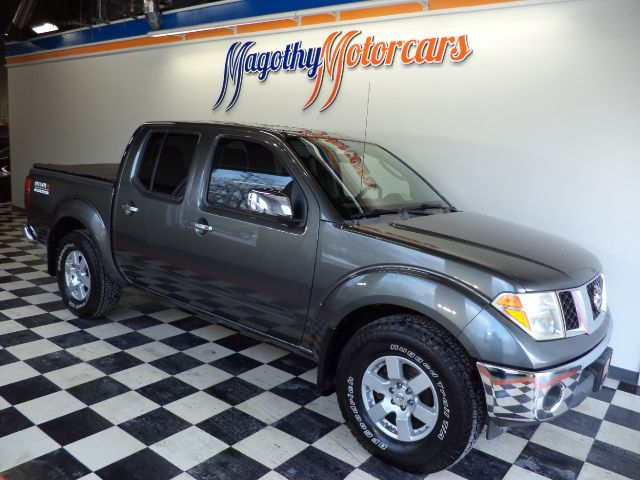 2005 NISSAN FRONTIER NISMO CREW CAB 2WD 167k miles Here is a great running ONE OWNER local new ca