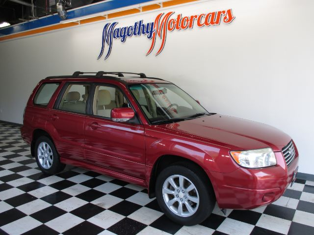 2007 SUBARU FORESTER 25X PREMIUM 84k miles Here is a great running local new car trade in  This