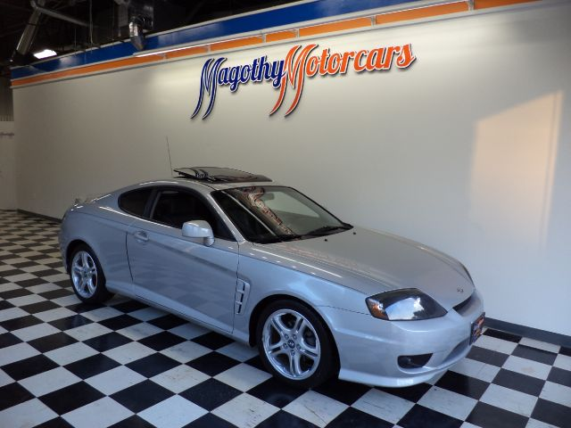 2006 HYUNDAI TIBURON GT 55k miles Here is a very low mile local new car trade in that has come in
