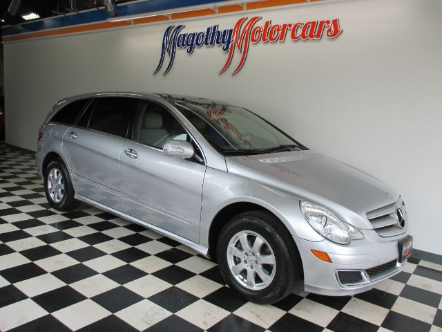 2007 MERCEDES-BENZ R-CLASS R350 128k miles Here is a very clean 2 owner local new BMW trade in