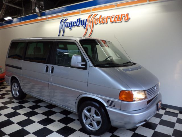 2003 VOLKSWAGEN EUROVAN MV 127k miles Look at what has just com in  This Eurovan offers everything