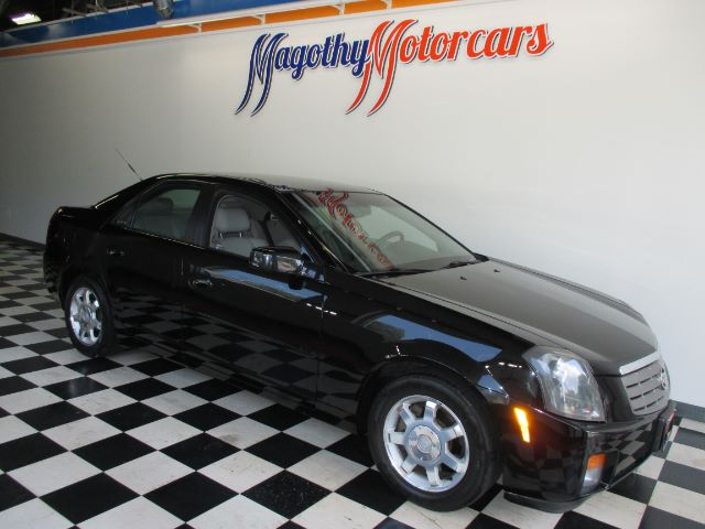2003 CADILLAC CTS BASE 63k miles Here is a great running one owner local new BMW trade in that h