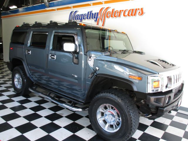 2005 HUMMER H2 SUV 98k miles Here is a great running local new car trade in that has just arrived