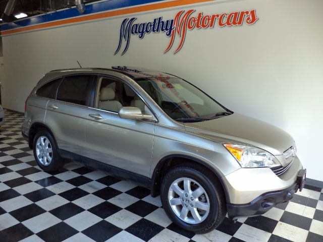 2007 HONDA CR-V EX-L 4WD AT 92k miles Here is a great running local new car trade in that has just