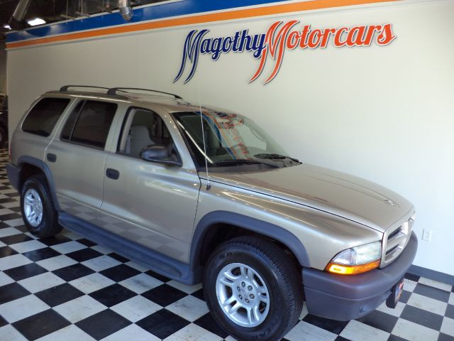 2003 DODGE DURANGO SPORT 2WD 106k miles Here is a great running SXT that has just arrived This loc