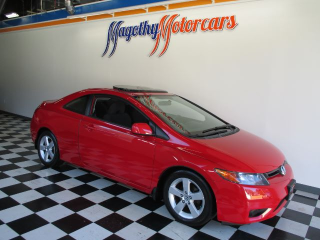 2007 HONDA CIVIC EX COUPE AT 84k miles Here is a super clean one owner new car trade in This EX