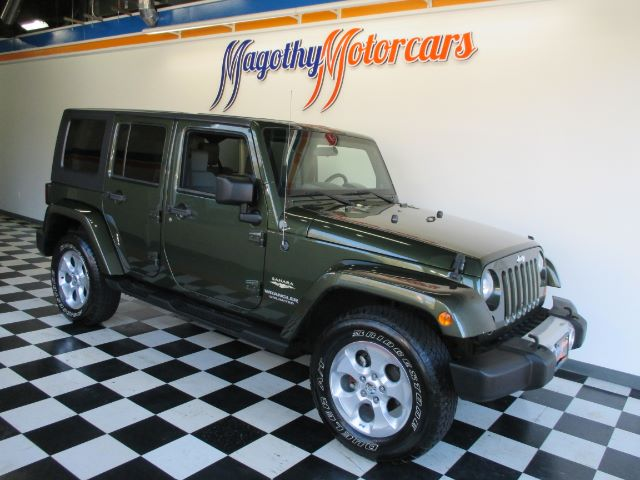 2008 JEEP WRANGLER UNLIMITED SAHARA 4WD 134k miles Here is a really clean Sahara that has just arr