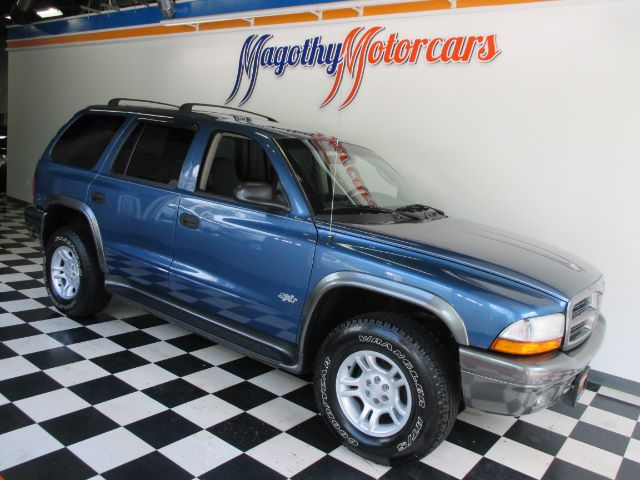 2002 DODGE DURANGO SXT 4WD 71k miles Here is a very clean one owner local new car trade in that