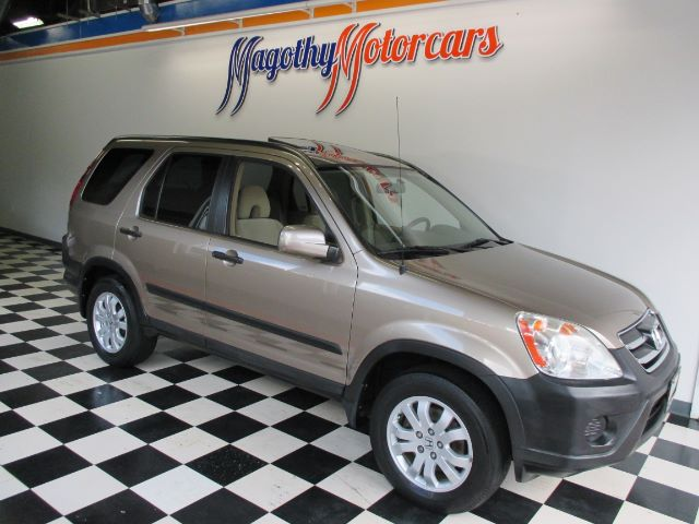 2005 HONDA CR-V EX 4WD AT 93k miles Here is a great running local ne BMW trade that has just arri