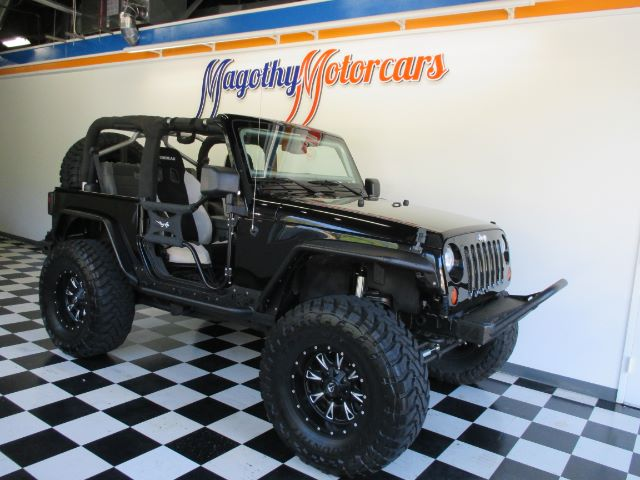 2007 JEEP WRANGLER X 45k miles Here is a very clean JK we are listing for a friend It has low mil
