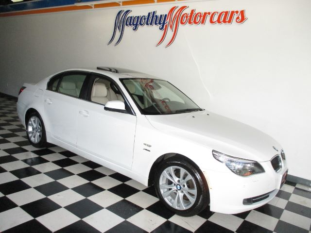 2010 BMW 5-SERIES 535XI 88k miles Here is a very nice local new car trade in that has just arrive