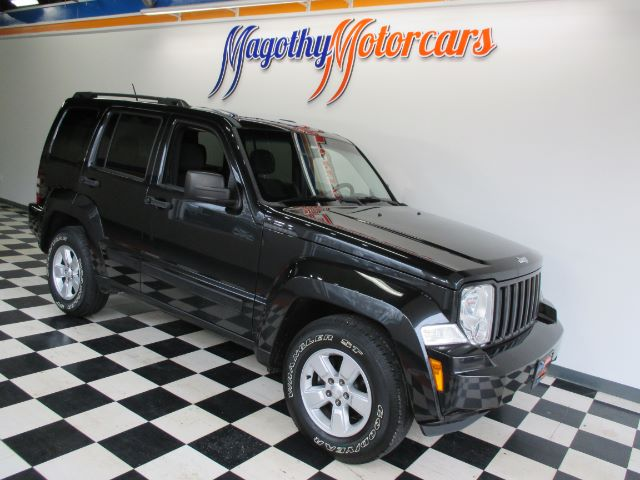 2012 JEEP LIBERTY SPORT 4WD 98k miles Here is a very clean one owner local new car trade in that