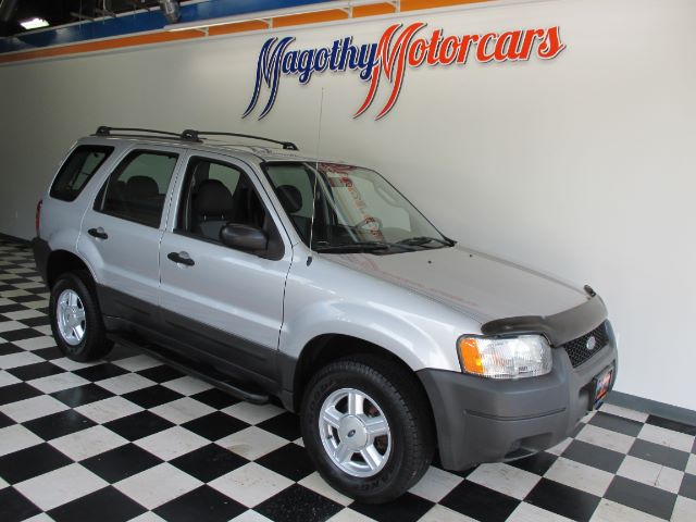 2004 FORD ESCAPE XLS 2WD 104k miles Here is a great running one owner local new car trade in Th