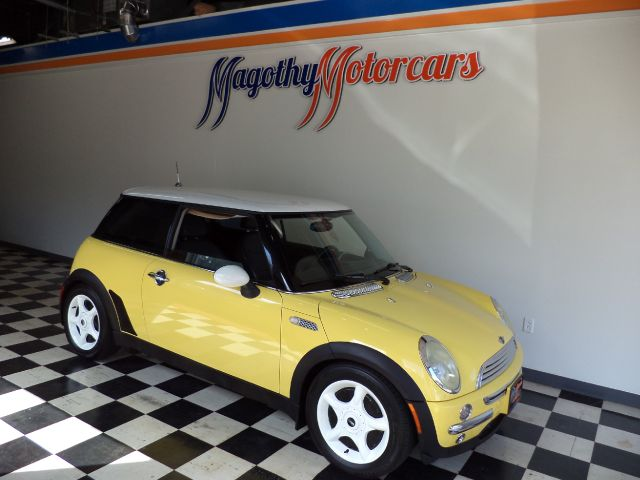 2002 MINI COOPER BASE 108k miles Here is a very clean trade in that has just come in  This car off
