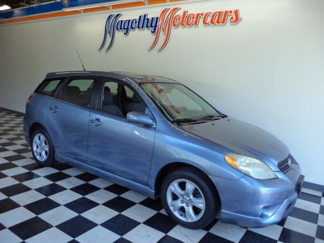 2007 TOYOTA MATRIX XR 2WD 102k miles Here is a clean one owner XR edition Matrix that has just ar