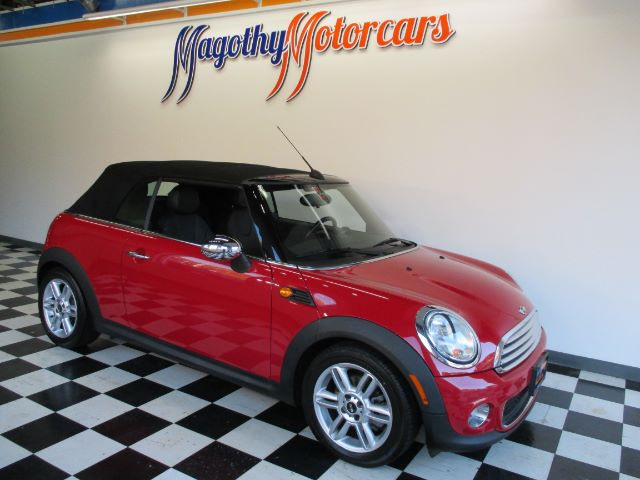 2011 MINI COOPER CONVERTIBLE 65k miles Here is a very clean new car trade in that has just arrived