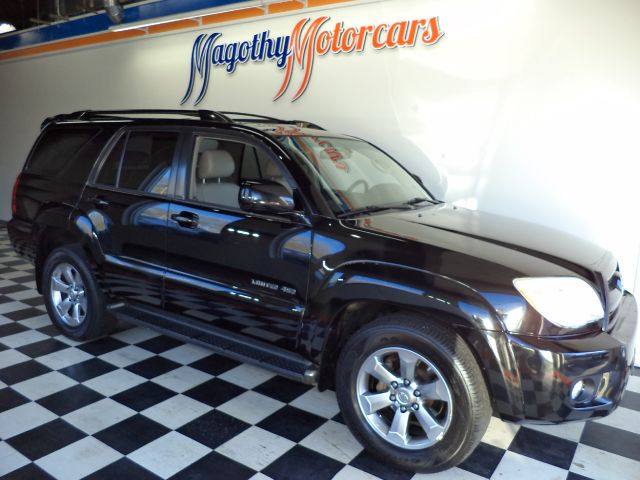 2006 TOYOTA 4RUNNER LIMITED 4WD V8 116k miles Here is a great running dealer serviced new car tr