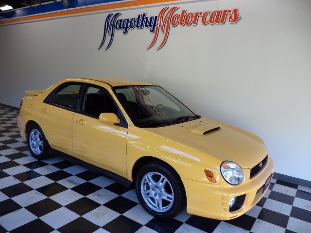 2003 SUBARU IMPREZA WRX 92k miles Here is a great running local new car trade in that has just arr