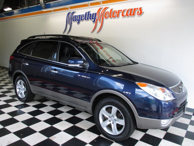 2010 HYUNDAI VERACRUZ LIMITED AWD 96k miles Here is a great running one owner local new car trad