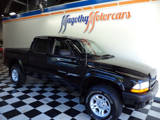 2001 DODGE DAKOTA QUAD CAB 4WD 79k miles Here is a great running truck with very low miles This tr