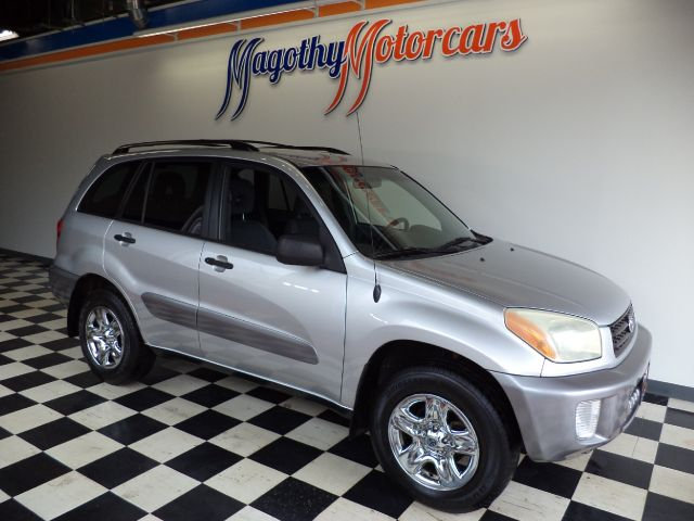 2003 TOYOTA RAV4 4WD 86k miles Here is a very clean one owner new car trade in that has just arri