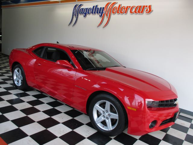 2012 CHEVROLET CAMARO COUPE 1LT 84k miles Here is a great running local new car trade in This LT