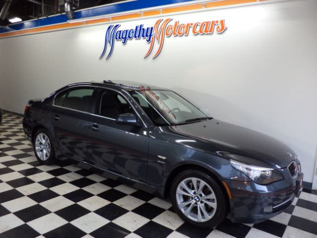 2010 BMW 5-SERIES 535XI 74k miles Here is a great running one owner new BMW trade that has just
