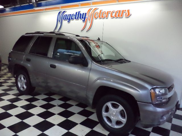 2007 CHEVROLET TRAILBLAZER LS2 4WD 91k miles Here is a very clean Trailblazer that has just arrived