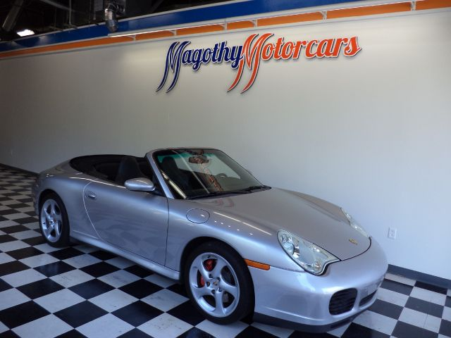 2004 PORSCHE 911 CARRERA 4S CABRIOLET 58k miles Here is a great running low mileage 911 that has j