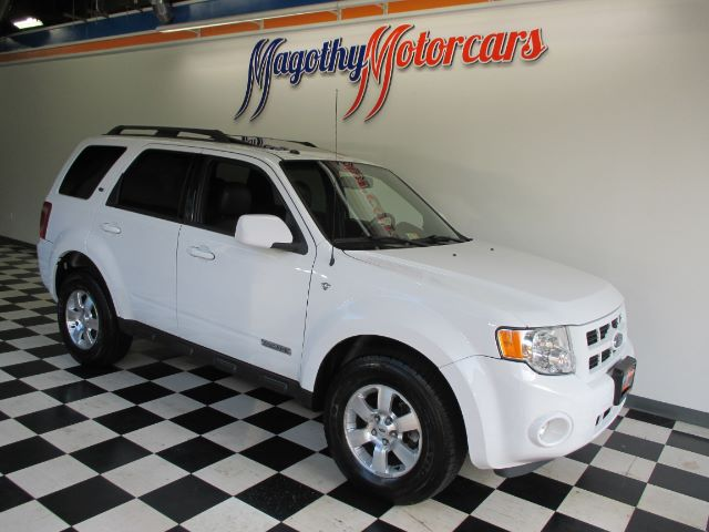 2008 FORD ESCAPE LIMITED 4WD 76k miles Here is a great running local new car trade in This Limit
