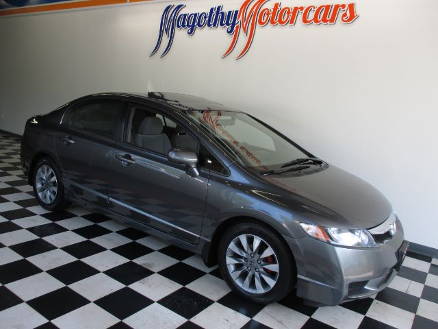 2009 HONDA CIVIC EX SEDAN 5-SPEED AT 91k miles Here is a great running local new car trade in Th