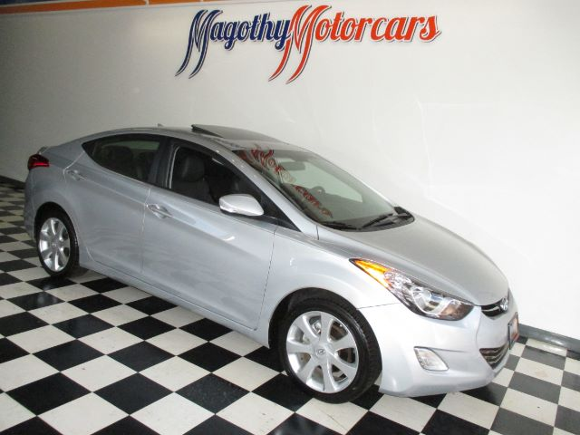 2011 HYUNDAI ELANTRA LIMITED 49k miles Here is a great running trade in that has just arrived Thi