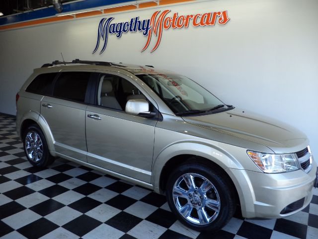 2010 DODGE JOURNEY RT 95k miles Here is a very well equipped RT that has just arrived This journ