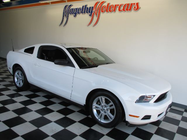 2010 FORD MUSTANG V6 COUPE 88k miles Here is a very clean car that has just arrived This Mustang