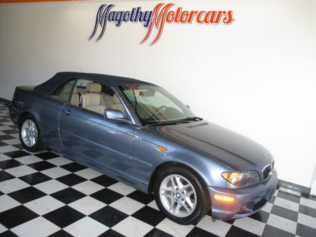 2004 BMW 3-SERIES 325CI CONVERTIBLE 69k miles Here is a great running local car that has just com