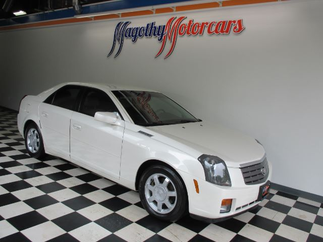 2004 CADILLAC CTS BASE 88k miles Here is a very clean low mile local one owner new car trade in