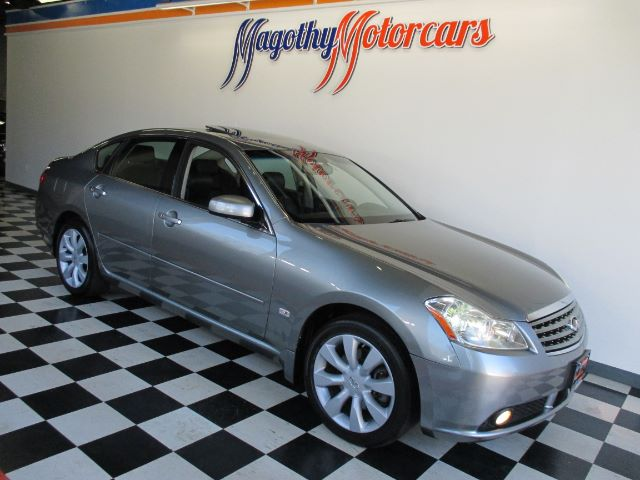 2007 INFINITI M 35 4WD 80k miles Here is a great running local new BMW trade in that has just arr