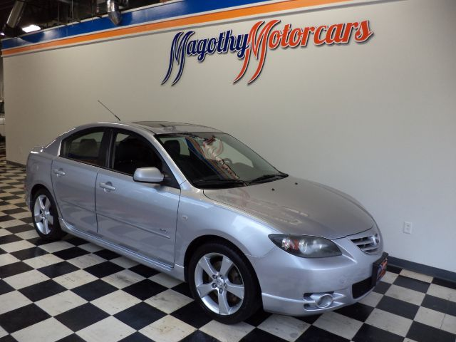 2006 MAZDA MAZDA3 S GRAND TOURING 4-DOOR 131k miles Here is a clean 2006 Mazda 3 This car offers l