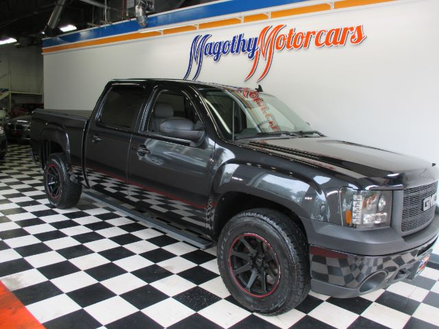 2009 GMC SIERRA 1500 SL CREW CAB 4WD 87k miles Here is a great running local new car trade in