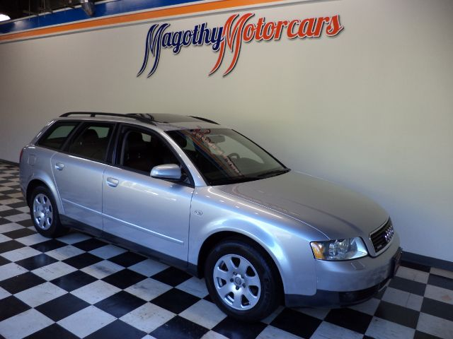 2003 AUDI A4 AVANT 18T QUATTRO WITH TIPTRONIC 133k miles Here is a just a great running wagon 18T