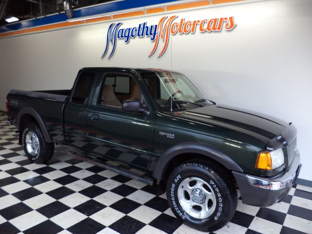 2001 FORD RANGER XLT SUPERCAB 40 4WD 109k miles Here is a great running Ranger that has just arriv
