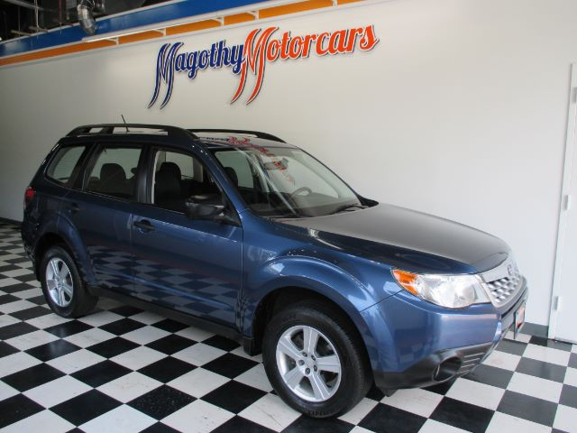 2012 SUBARU FORESTER 25X 86k miles Here is a great running local new BMW trade in This one owne